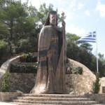Makarios III Monument